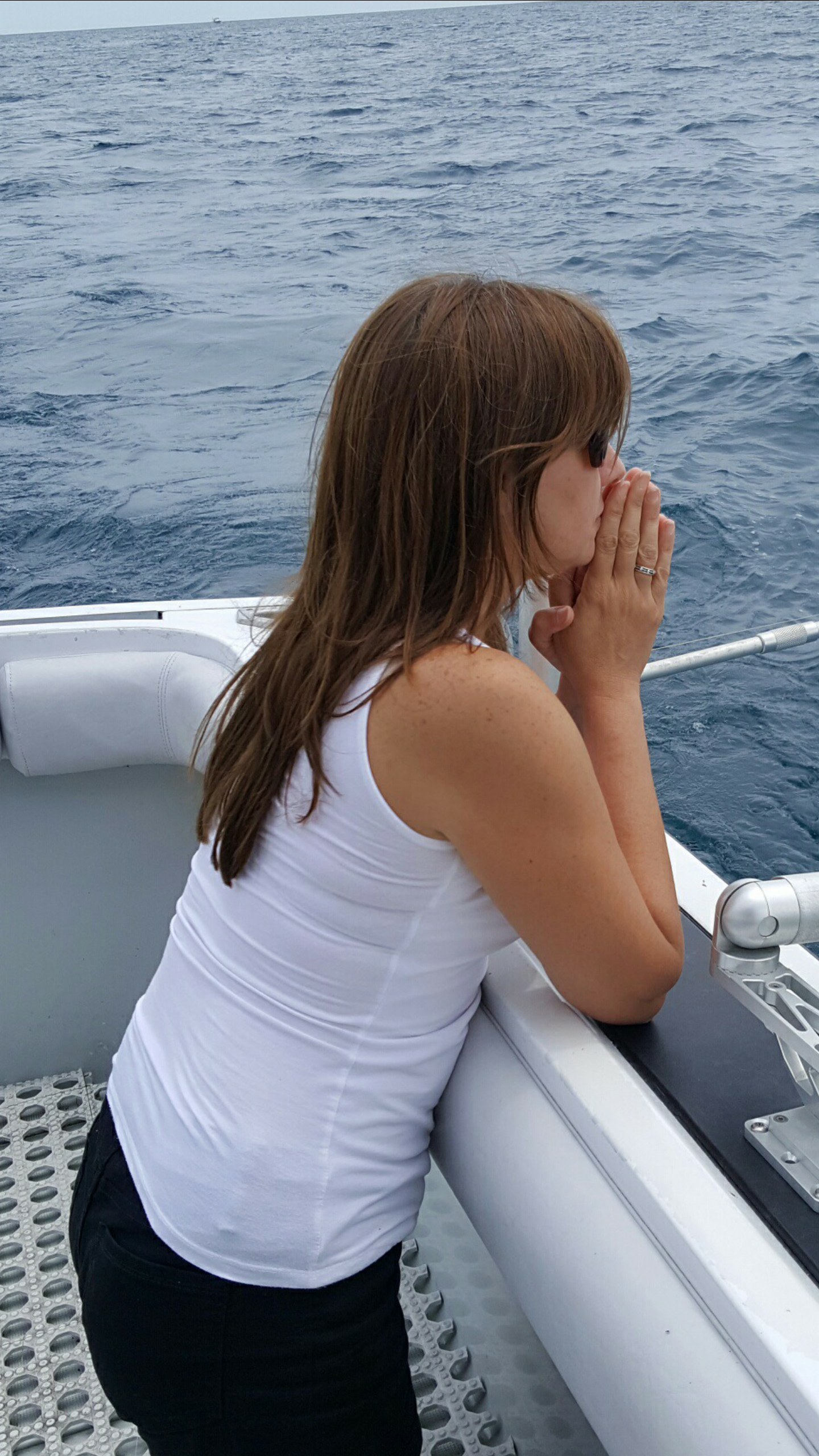 praying for fish